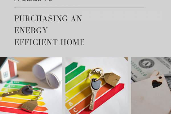 Guide to Purchasing an Energy Efficient Home